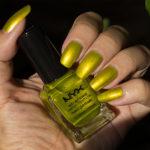 Grön Onsdag: Nyx – Lime