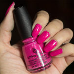 China Glaze – Kiss My Sherbet Lips