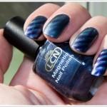 LCN – Ferromagnetic Blue m. diagonala ränder