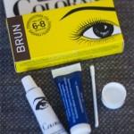 Recension: Coloran ögonbrynsfärg