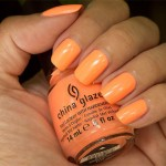 China Glaze – Sun of a Peach