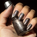 Holofredag: China Glaze – Galactic Grey