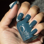 Blå Måndag: Orly – Sapphire Silk