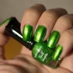 Grön Onsdag: Kleancolor – Metallic Green