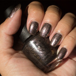OPI – The World Is Not Enough