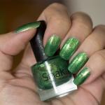 Grön Onsdag: Shaka – Glitter Peas
