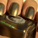 Grön Onsdag: Enchanted Polish – Olive The Other Reindeer