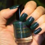 Grön Onsdag: Nail Pattern Boldness – Aquamarine