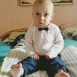 Mika 1 år