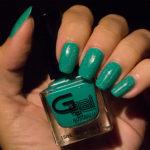 Grön Onsdag: Glitter Gal – Skater Girl Green