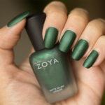 Grön Onsdag: Zoya – Veruschka