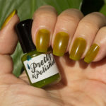 Grön Onsdag: Pretty & Polished – Slime Time